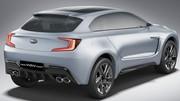 Subaru Viziv : L'Hybrid4 nippon