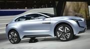 Subaru Viziv Concept : Du style et de l'hybride !