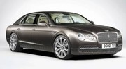 Bentley Flying Spur : de son temps