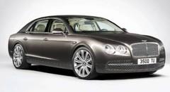 Bentley Flying Spur : de son temps