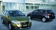 Suzuki SX4 : SUV classique