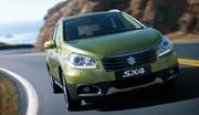 Suzuki SX4 : plus chic