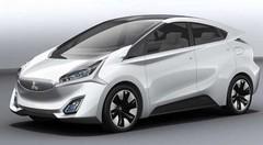 Mitsubishi CA MiEV : objectif 300 km par recharge
