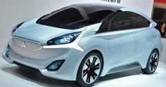 Le CA-MiEV Concept préfigure le futur de Mitsubishi au Salon de Genève