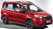 Ford Tourneo Courier : renouvellement complet de gamme