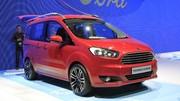 Ford Ecosport & Tourneo Courier, pour tous les goûts