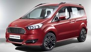 Ford Tourneo Courier : Ludospace compact !