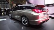 Honda Civic Tourer Concept : un wagon sur de bons rails
