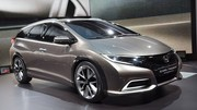 Future Honda Civic Tourer : La Civic s'offre un break