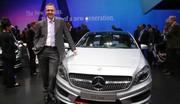 Interview de Marc Langenbrinck de Mercedes : on a dépoussiéré l'étoile