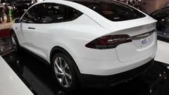 Tesla Model X, l'inévitable SUV