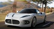 Spyker B6 Venator Concept : Retour aux sources