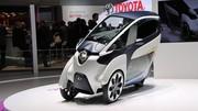 La Toyota i-Road à Genève