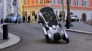 I-Road : le Twizy malin de Toyota