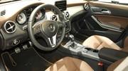 Mercedes CLA : première étape