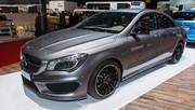 Mercedes CLA : petite berline coupé compacte