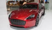 Aston Martin Rapide S : Voiture de sport à 4 portes