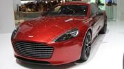 Aston Martin Rapide S, elle a de la gueule !