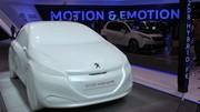 Peugeot 208 Hybrid FE, la GTI verte