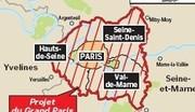 """Le """"Nouveau Grand Paris"""" parie sur le PSG... Pour procès-verbal stationnement gênant !"""