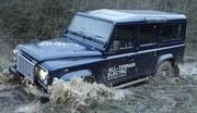 Land Rover dévoile un Defender Electrique