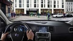 Volvo lance un système de détection des cyclistes