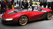 Pininfarina Sergio : le concept hommage