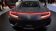 Honda NSX Concept : taibou !