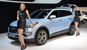 Hyundai Grand Santa Fe : SUV sept places premium