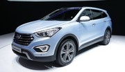 Hyundai Grand Santa Fe : Comme un Santa Fe... mais en plus grand