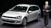 VW Golf Variant : Le break, svp !