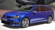 Volkswagen Golf Estate R-Line : le break charismatique