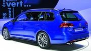VW Golf SW Concept R-Line, finition musclée
