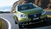 Suzuki SX4 : plus sage que le concept car