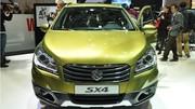 Enfin un nouveau Suzuki SX4 au Salon de Genève