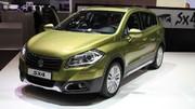 Suzuki SX4, le nippon revient sur la scène des crossovers