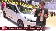 Renault Scénic 2013 & Scénic XMOD en vidéo