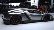 Lamborghini Veneno : extrême exclusive