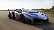 Lamborghini Veneno : une Aventador à la diète