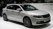 Qoros 3 Sedan, les chinoises attaquent l'Europe
