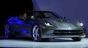 Chevrolet Corvette Cabriolet : Une découvrable à la fois classique et moderne