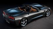 Corvette Stingray Cabriolet : La C7 tombe le haut et monte le ton