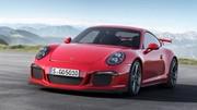 Une GT3 pour la Porsche 911