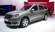 Dacia Logan MCV : Petit prix, maxi break pour la Logan