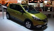 Renault Scénic Xmod : persiste et signe