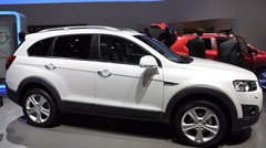 Chevrolet Captiva 2013 : première sortie européenne