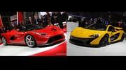 McLaren P1/LaFerrari, le duel attendu des hypercars