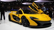 La supercar McLaren P1 : toutes les photos de Genève