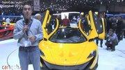 McLaren P1 en vidéo