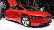 Volkswagen XL1, la voiture à moins d'un litre !